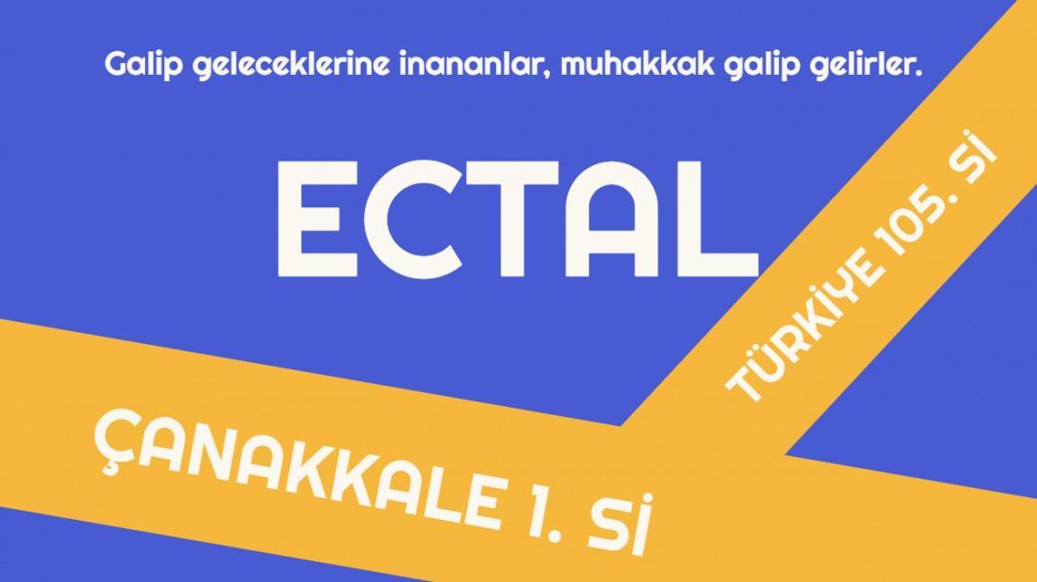 OKUL WEB SİTELERİ SIRALAMASI BİRİNCİSİ: ECTAL...
