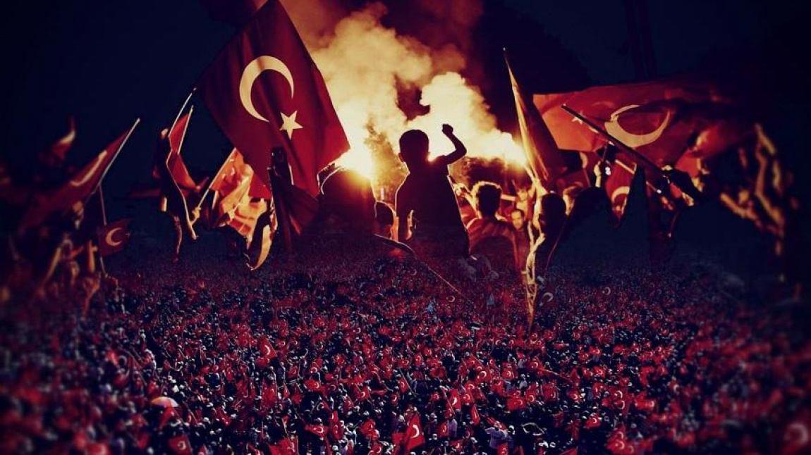 TBMM'NİN '15 TEMMUZ DEMOKRASİ VE MİLLİ BİRLİK GÜNÜ'